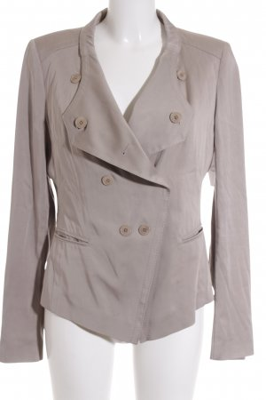 DRYKORN FOR BEAUTIFUL PEOPLE Sweat Blazer beige casual look