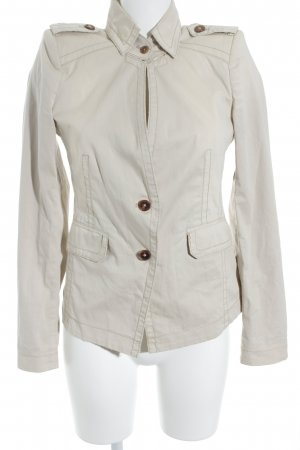 DRYKORN FOR BEAUTIFUL PEOPLE Übergangsjacke hellbeige Casual-Look