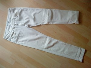 Drykorn Jeans bootcut blanc coton