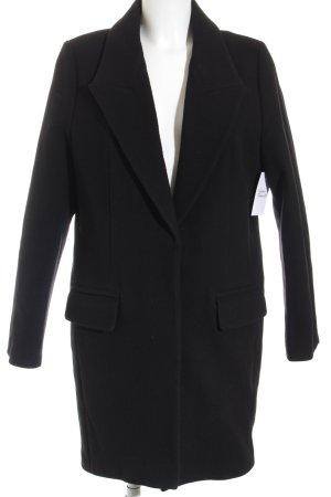 DRYKORN FOR BEAUTIFUL PEOPLE Manteau en laine noir style décontracté