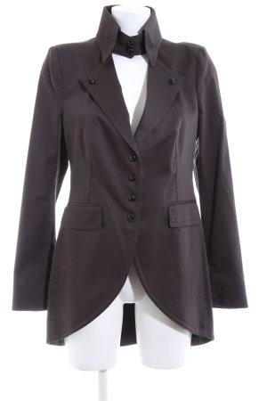 Drykorn Geklede jas zwart elegant