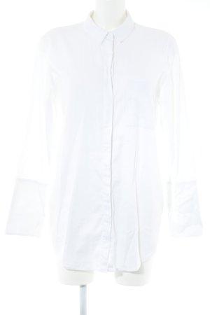 Drykorn Hemd-Bluse weiß Casual-Look