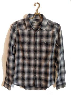 Drykorn Hemd kariert als oversized zu tragen
