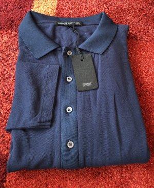 Drykorn Herren Poloshirt Langatmig NEU Gr: XXL