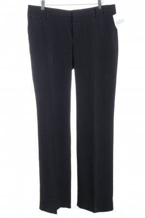 Drykorn Low-Rise Trousers black business style
