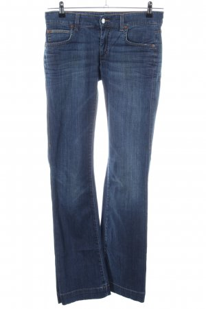 Drykorn Low Rise jeans blauw casual uitstraling