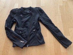 Drykorn Giacca da motociclista nero