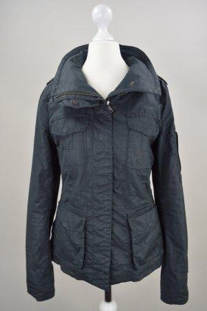 Drykorn Jacke Übergangsjacke grau Größe XS