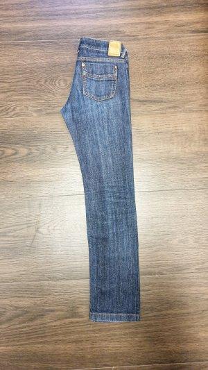 Drykorn Jeans 28/34 blau straight leg