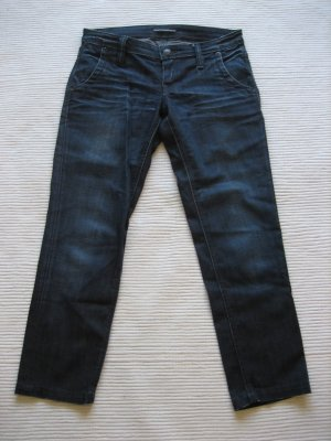 Drykorn Jeans a 7/8 blu scuro