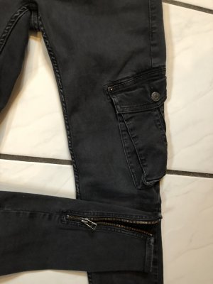 Drykorn Stretch Jeans anthracite