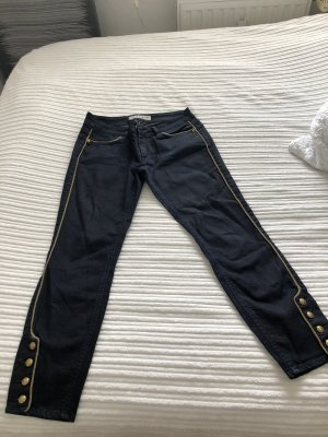 Drykorn 3/4-jeans donkerblauw