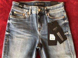 Drykorn Stretch jeans blauw