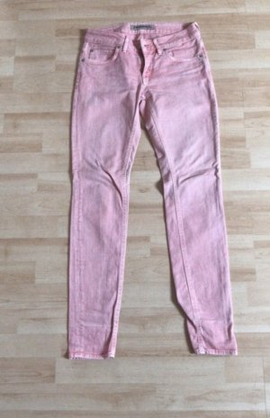Drykorn Low Rise jeans roze