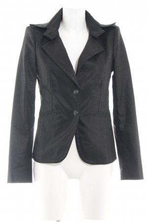 Drykorn Denim Blazer black business style