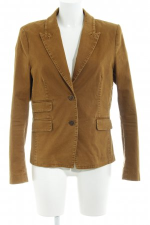 Drykorn Denim Blazer bronze-colored casual look