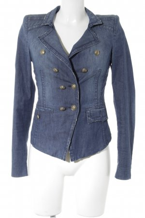 Drykorn Jeansblazer dunkelblau Casual-Look
