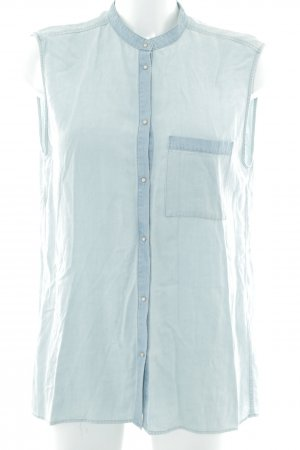 Drykorn Jeansbluse himmelblau Casual-Look
