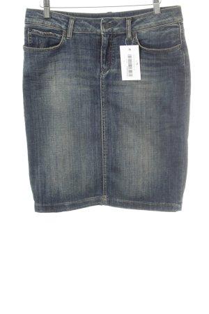 Drykorn Jupe en jeans bleu style décontracté