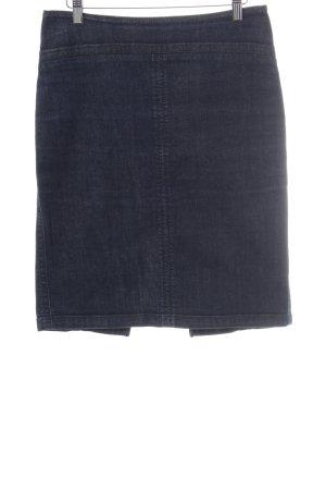 Drykorn Jeansrock dunkelblau Casual-Look