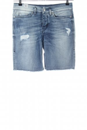 Drykorn Jeansshorts blau Casual-Look