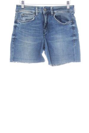 Drykorn Jeansshorts dunkelblau Casual-Look