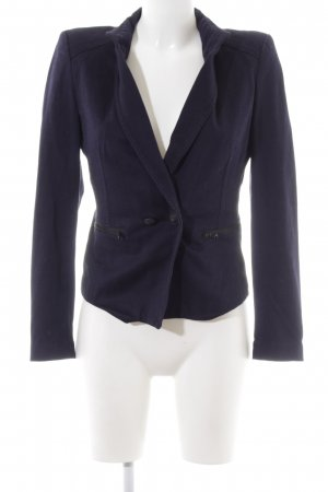 Drykorn Jerseyblazer lila Business-Look