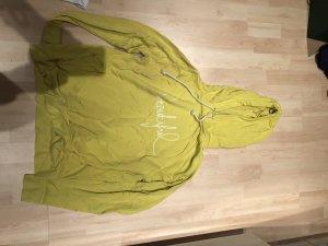 Drykorn Jersey con capucha amarillo