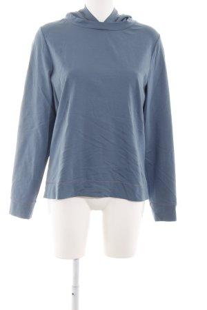 Drykorn Kapuzenpullover blau Casual-Look