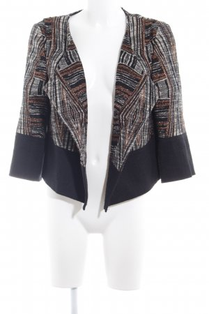 Drykorn Short Blazer abstract pattern elegant
