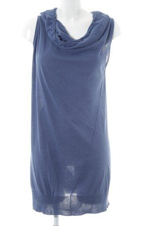 Drykorn Kurzarmkleid kornblumenblau Casual-Look