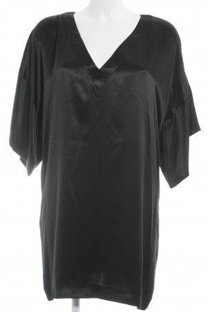 Drykorn Kurzarmkleid schwarz Elegant