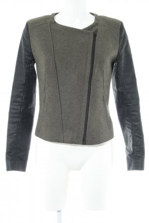 Drykorn Short Jacket grey brown-black casual look