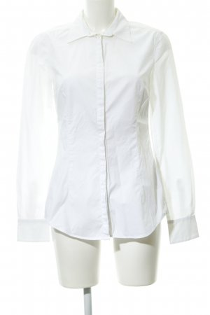 Drykorn Long Sleeve Shirt white business style