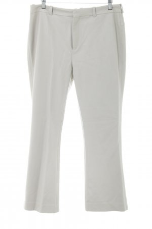 Drykorn Leather Trousers light grey business style