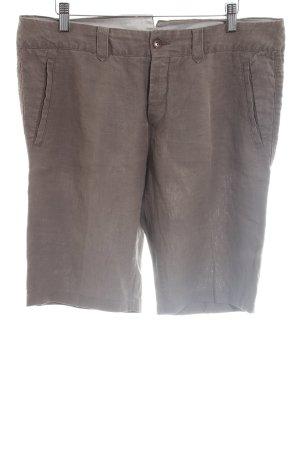 Drykorn Leinenhose braun Casual-Look