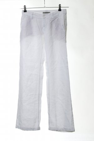 Drykorn Linen Pants white casual look
