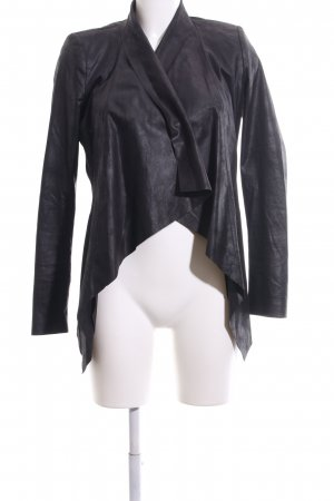 Drykorn Long-Blazer schwarz Casual-Look