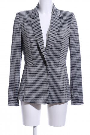 Drykorn Long-Blazer Karomuster Casual-Look