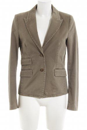 Drykorn Long-Blazer khaki Casual-Look