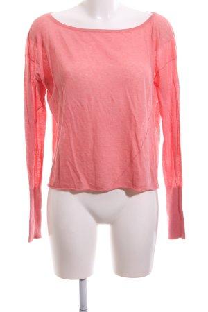 Drykorn Longsleeve pink Casual-Look