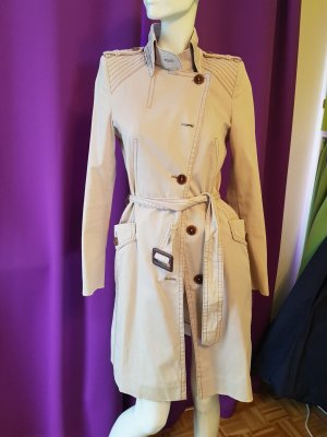 Drykorn Trench Coat apricot
