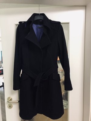 Drykorn Abrigo de lana negro