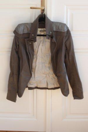Drykorn Military Jacke mit Glitzerschulter-Detail