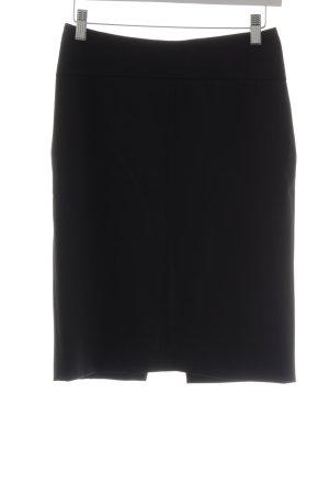 Drykorn Mini rok zwart zakelijke stijl