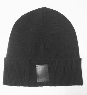 Drykorn Cap black mixture fibre