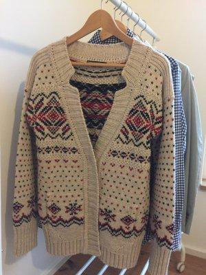 Drykorn Norwegian Sweater multicolored merino wool