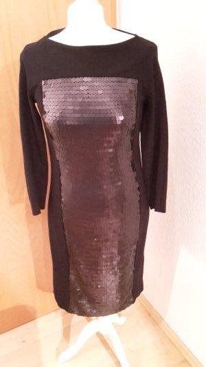 Drykorn Robe à paillettes noir