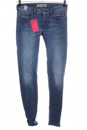 Drykorn Tube jeans blauw casual uitstraling