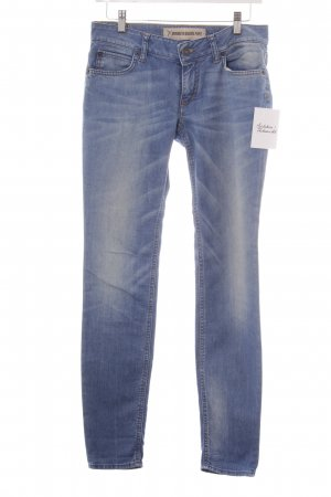 Drykorn Tube jeans korenblauw casual uitstraling